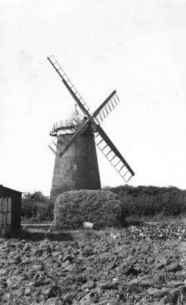 Hemingford Grey Mill, Cambridgeshire
