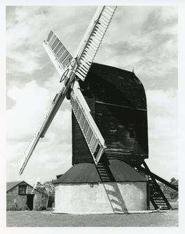 Outwood Post Mill.