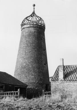 Tower mill, Gringley-on-the-Hill