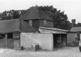 House conversion, Elphick's Mill, Ditchling