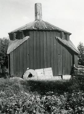 Base of a magpie mill in Jalasjärvi, South Bothnia