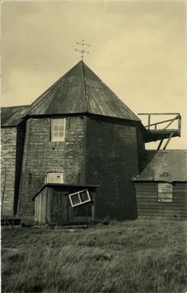 Base, Cowbeech Mill, Herstmonceux