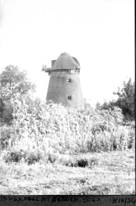 Tower Mill at Debden, Essex
