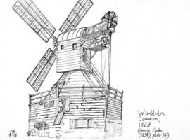 Wimbledon Common Mill