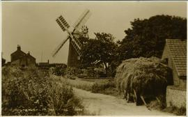 Nr. Mundesley, Paston Mill