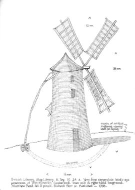 Tower mill, Whitehaven