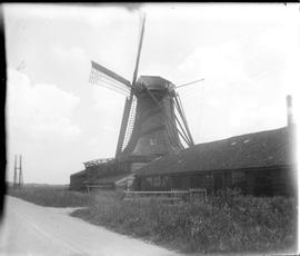De Schoolmeester paper mill, Westzaan, North-Holland