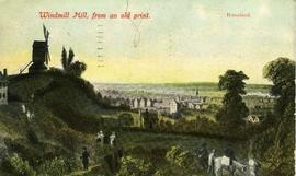 Windmill Hill, from an old print