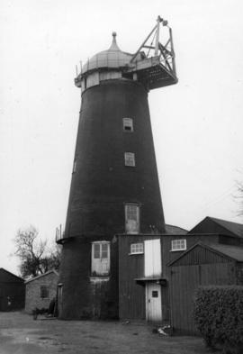 Tower mill, Yaxham