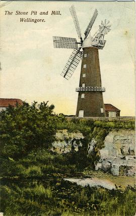 The Stone Pit and Mill, Wellingore