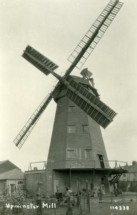 Smock Mill, Upminster, Essex