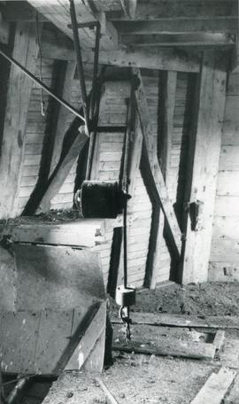 Bin Floor and Sack Hoist, Jolesfield Mill, Partridge Green