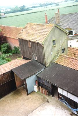 Outbuilding, Webster's Mill, Framsden