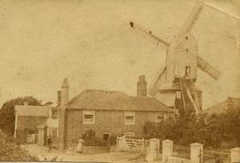 Windmill Hill Mill, Herstmonceux, in working order