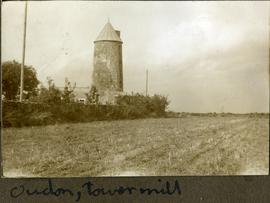 Oudon, Tower mill