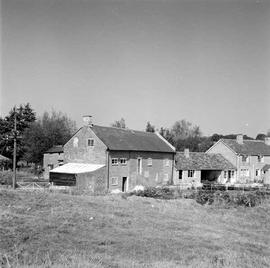 Padner's Mill, Alderholt, and adjacent farm buildings