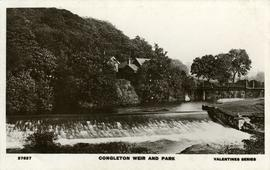 Congleton Weir and Park