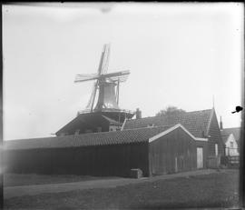 De Huisman saw mill, Zaandam-West, North-Holland