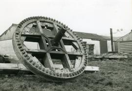 brakewheel with cast windshaft, Moreton