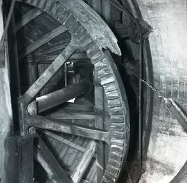 Wheel, Tower Mill, White Roding, Essex