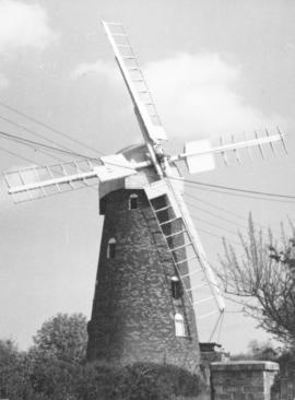 Tower mill, Stock, preserved