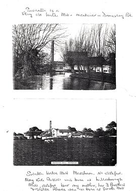 Swanton Mill external Photograph (annotated copy of UNI-01-38-01)