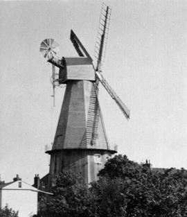 View of Union Mill