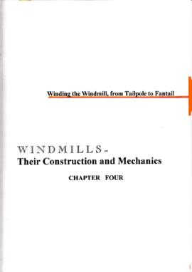 Chapter 4 - Winding the windmill, from tailpole to fantail