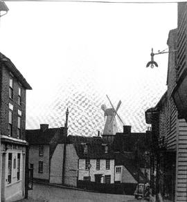 1960s    View of mill from Stone Street