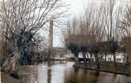 Photograph of Swanton Mill pond