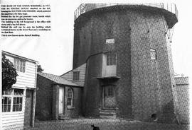 """Base of Union Windmill"""