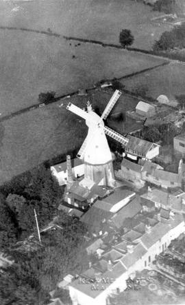 Aerial Photo of Union Mill