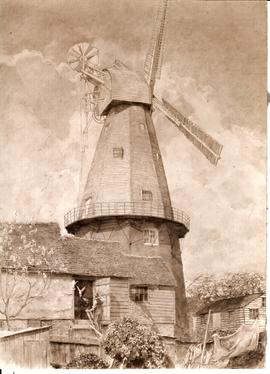 """Union Windmill, Cranbrook"""