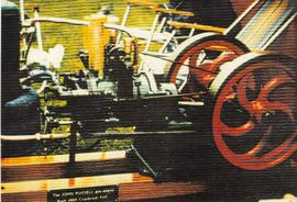 The John Russell Gas Engine