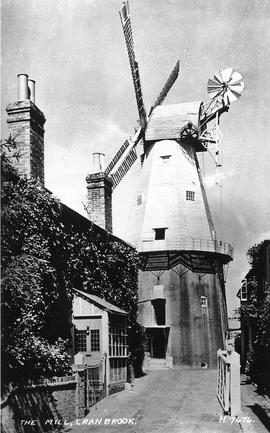 """The Mill, Cranbrook"""