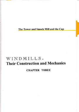 Chapter 3 - The tower and smock mill and the cap